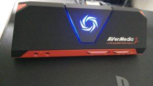 AVT-C878本体